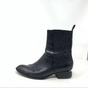 alexander wang anouck boots size 41